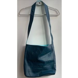 Marc Jacobs Teal Leather Bag